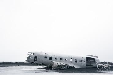 Ukryty wrak samolotu – Solheimasandur, Islandia. Jak go znaleźć.