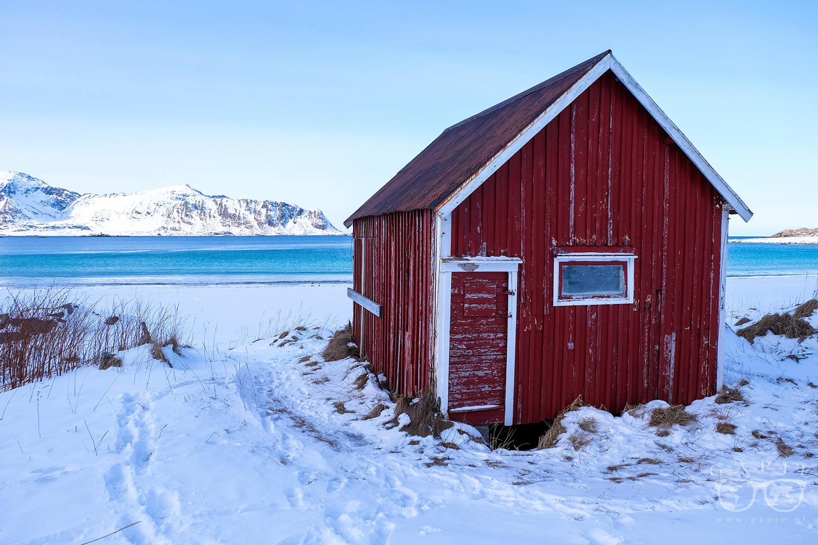 Lofoty, Norwegia